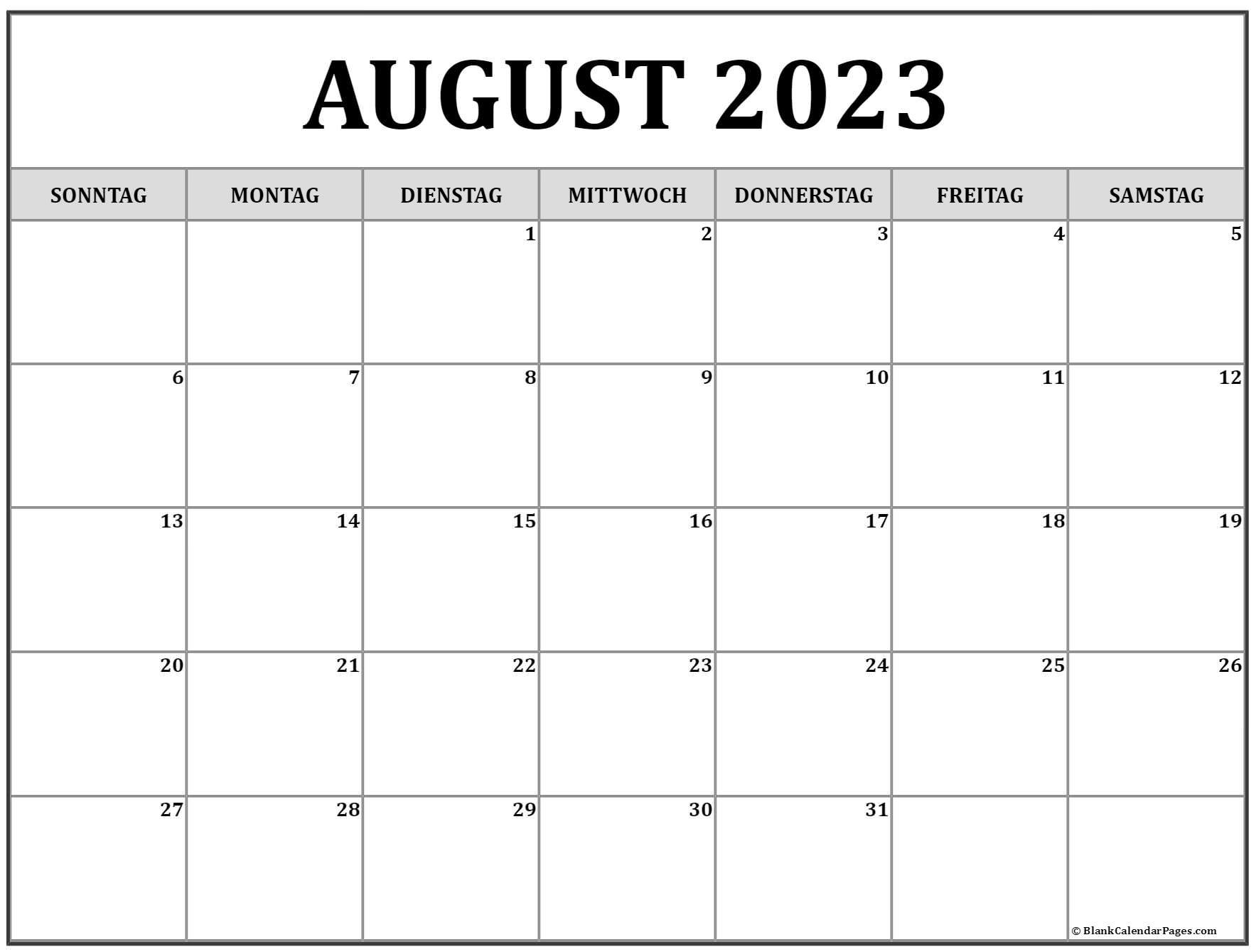 August 2022 kalender | kalender 2022
