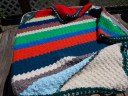 Lucky Stripes Blanket