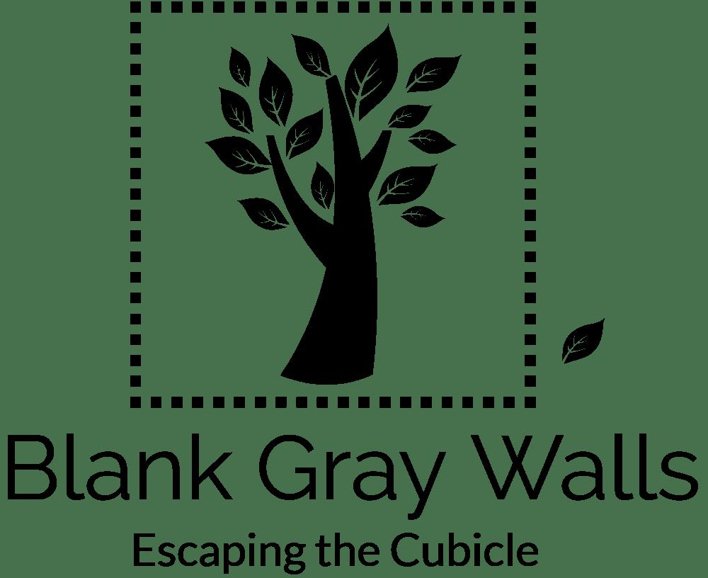 Blank Gray Walls