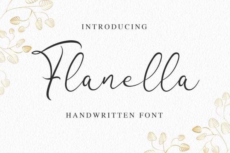 Flanella - 100% FREE!!