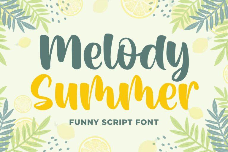 Melody Summer
