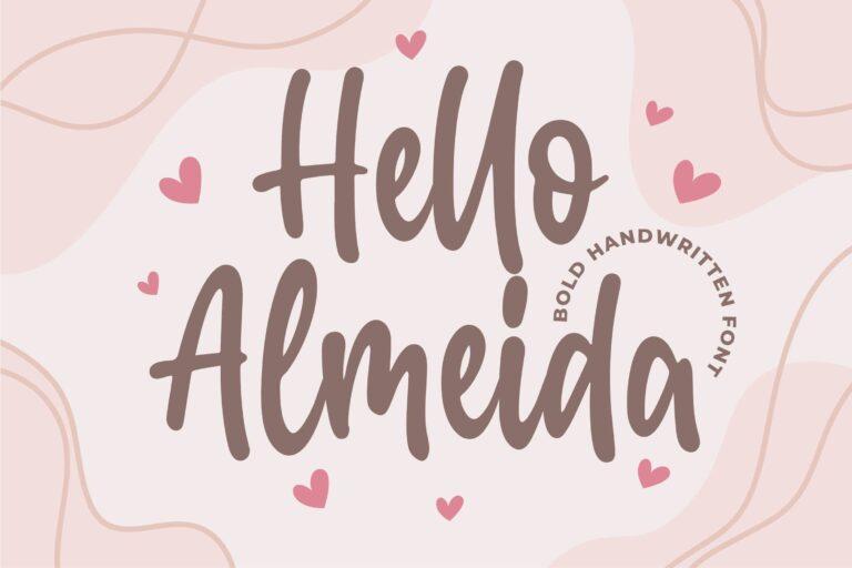 Hello Almeida