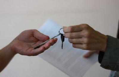 Шаблон(образец) договора аренды квартиры.