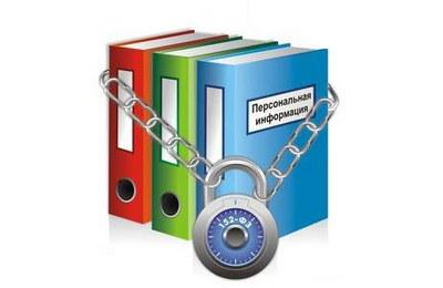 издан приказ о порядке обработки и защите персональных данных в учреждении 1.3.