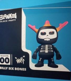 Billy Six Bones