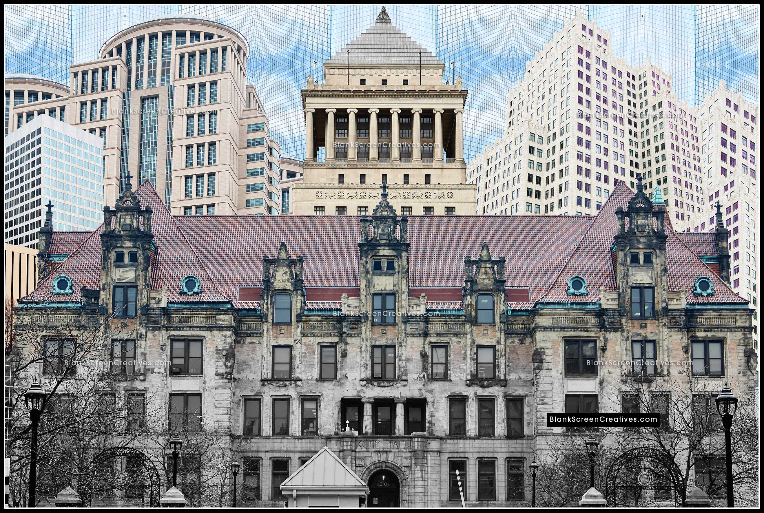 St. Louis Municipal Buildings