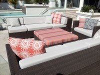 Custom Outdoor Upholstery
