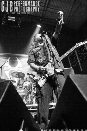 Soulfly - Riverside July 2014