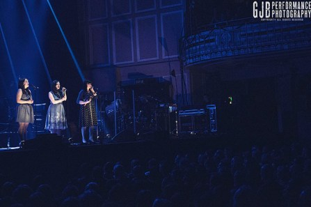 The Unthanks - Newcastle City Hall March 2015
