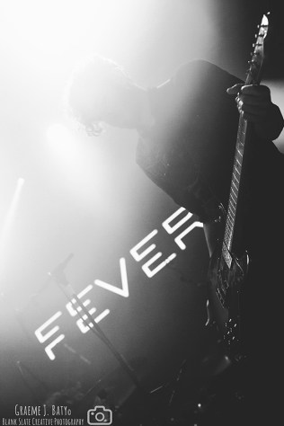 Feverist - November 2015 Newcastle O2 Academy