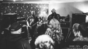 Burial - Feb 2016 - Northumberland Arms, Newcastle