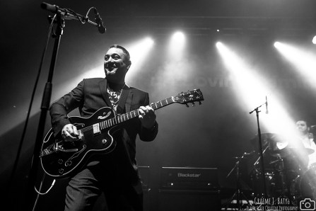 Fun Lovin' Criminals - February 2016 - Newcastle O2 Academy