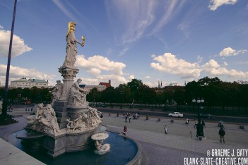 Vienna, Austria, travel photography