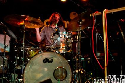 The Physics House Band - November - Cluny Newcastle