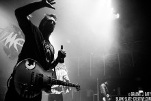 Every Time I Die - December 2016 - Newcastle Riverside