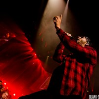 Avenged Sevenfold - January 2017 - Newcastle Metro Arena - PHOTO FEATURE