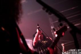 Anthrax - February 2017 - Northumbria Students Union
