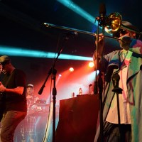 Fat Freddys Drop - June 2017 - Boiler Shop Newcastle - PHOTO FEATURE