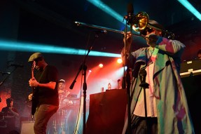 Fat Freddys Drop - June 2017 - Boilershop Newcastle