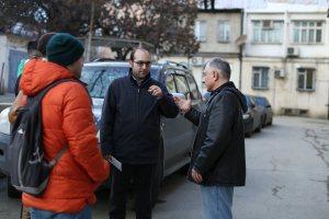 Turget Gambar samtalar med väljare