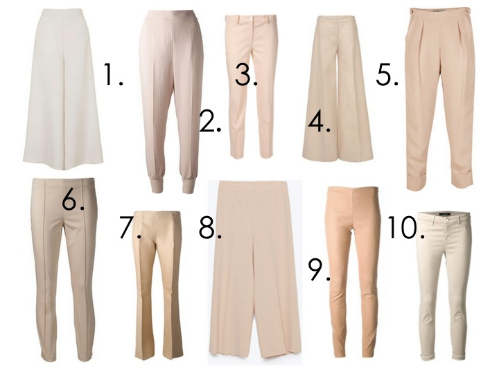 best nude pants