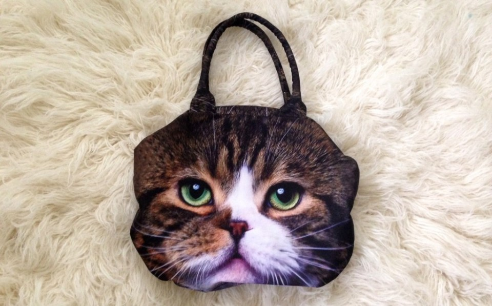 mousse cat bag blankstareblink