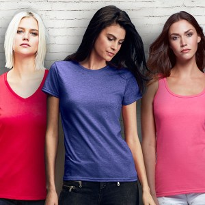 Ladies Blank T Shirts