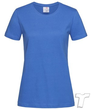 Stedman Light-Weight Ladies T-Shirt Royal
