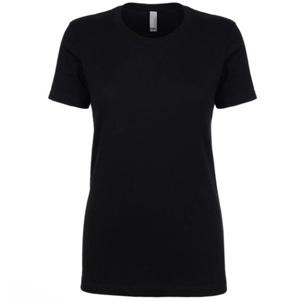 NL Apparel Ladies T-Shirt Black