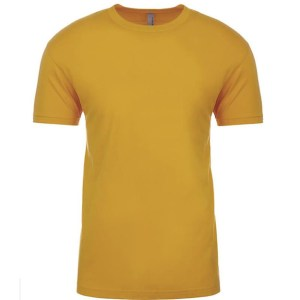 NL Apparel Men T-Shirt Antique Gold