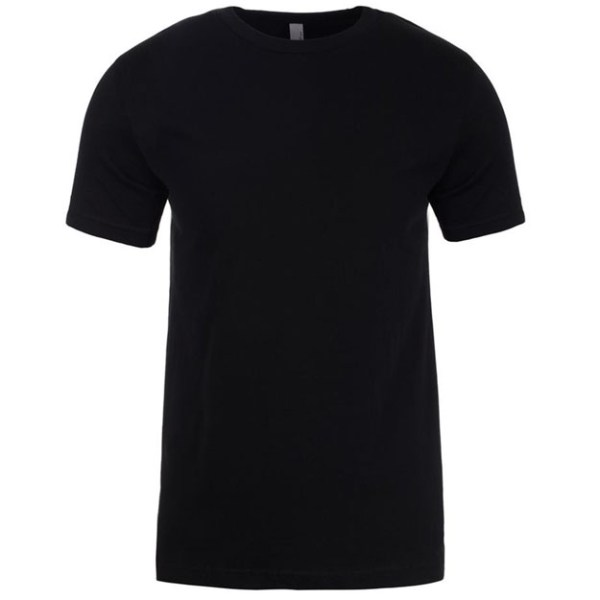 NL Apparel Men T-Shirt Black