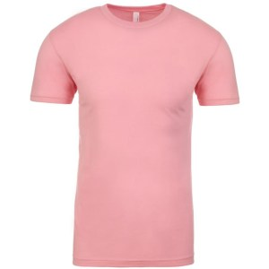 NL Apparel Men T-Shirt Light Pink