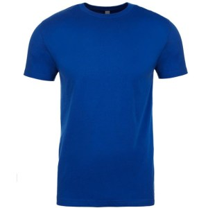 NL Apparel Men T-Shirt Royal