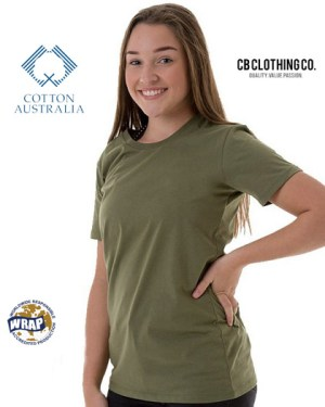 CB Clothing Co Ladies L1 T-Shirt