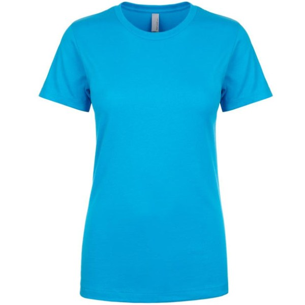 NL Apparel Ladies T-Shirt Turquoise