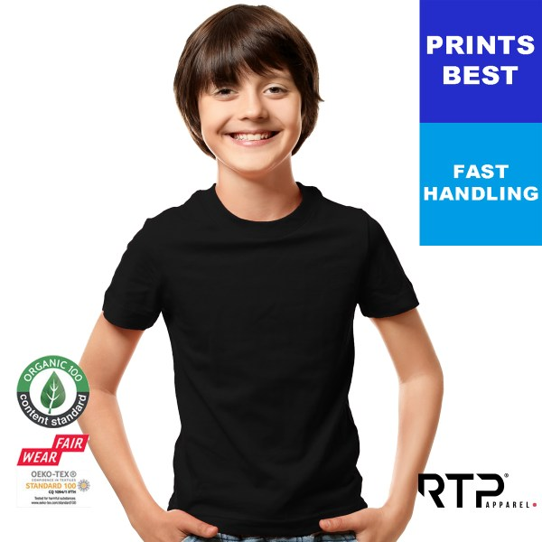 TBTS RTP Apparel Kids Euro Style T-Shirt