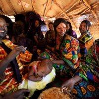 Tuareg women...