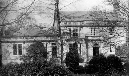 1940 Greenhall House