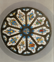 1995 The Rose Window, High Blantyre Old Parish