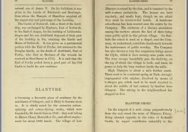 1862 Blantyre Handbook