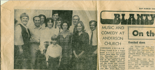 1972 Anderson Drama Group
