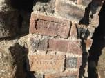 2013 Blantyre Bricks used at Limekiln
