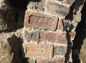 2013 Blantyre Bricks used at Limekiln