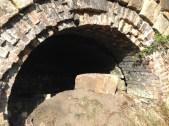 2013 The Limekiln archway