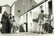 1963 2 Millionth visitor David Livingstone Centre