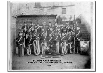 1904 Auchinraith Band