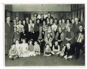 Golden Wedding 1951