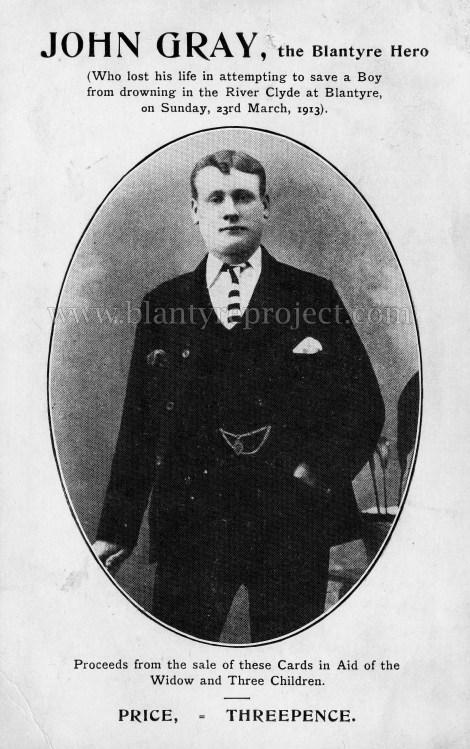 1913 John Gray card wm