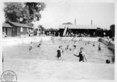 Typical 1930s open air pool