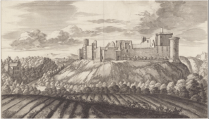 Blantyre Priory, Bothwell Castle and Bothwell House 1718